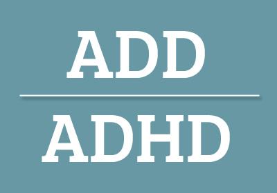 ADD\ADHD